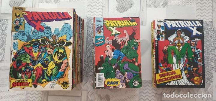 LA PATRULLA-X. COL.COMPLETA DE 159 COMICS + 16 ESPECIALES. COMICS FORUM 1985 (Tebeos y Comics - Forum - Patrulla X)