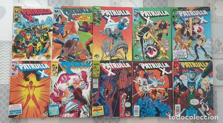 Cómics: LA PATRULLA-X. Col.Completa de 159 comics + 16 especiales. Comics Forum 1985 - Foto 2 - 245955945