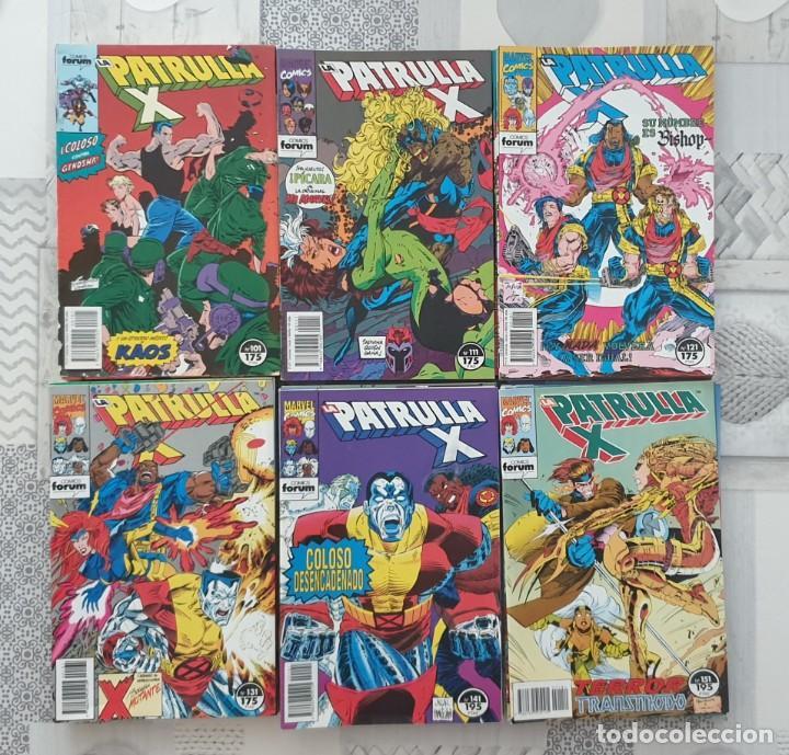 Cómics: LA PATRULLA-X. Col.Completa de 159 comics + 16 especiales. Comics Forum 1985 - Foto 3 - 245955945