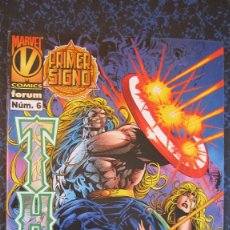 Cómics: THOR Nº 6. PRIMER SIGNO. IMPECABLE. Lote 245955960