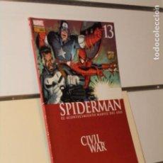 Cómics: SPIDERMAN STRACZYNSKI VOL. 2 Nº 13 CIVIL WAR MARVEL - FORUM. Lote 245991885