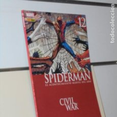 Cómics: SPIDERMAN STRACZYNSKI VOL. 2 Nº 12 CIVIL WAR MARVEL - FORUM. Lote 245992010