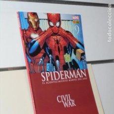 Cómics: SPIDERMAN STRACZYNSKI VOL. 2 Nº 9 CIVIL WAR MARVEL - FORUM. Lote 245992350