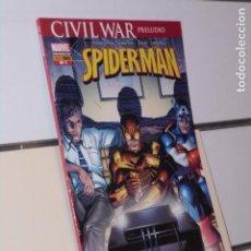 Cómics: SPIDERMAN STRACZYNSKI VOL. 2 Nº 7 CIVIL WAR PRELUDIO MARVEL - FORUM. Lote 245992515