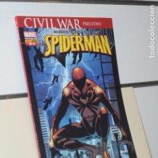 Cómics: SPIDERMAN STRACZYNSKI VOL. 2 Nº 6 CIVIL WAR PRELUDIO MARVEL - FORUM. Lote 245992615