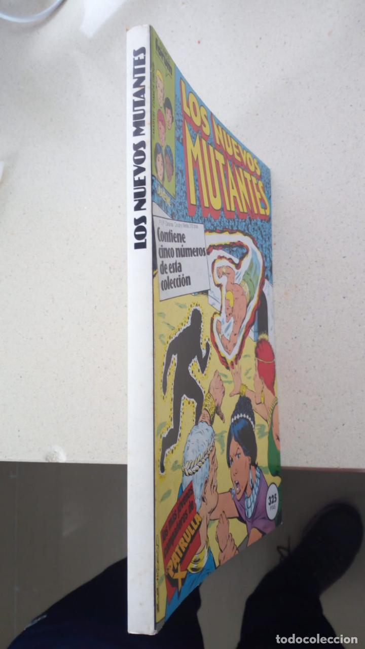 Cómics: RETAPADO FORUM NUEVO SIN LEER LOS NUEVOS MUTANTES V1 NUMEROS 11 A 15 - Foto 2 - 246055900