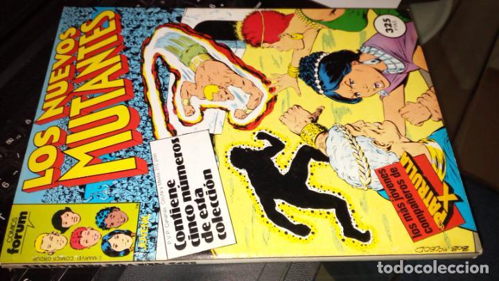 RETAPADO FORUM NUEVO SIN LEER LOS NUEVOS MUTANTES V1 NUMEROS 11 A 15 (Tebeos y Comics - Forum - Nuevos Mutantes)