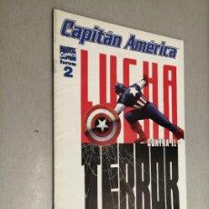 Comics : CAPITÁN AMÉRICA VOL. 5 Nº 2 / MARVEL - FORUM. Lote 246061235