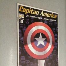 Comics : CAPITÁN AMÉRICA VOL. 5 Nº 5 / MARVEL - FORUM. Lote 246061985