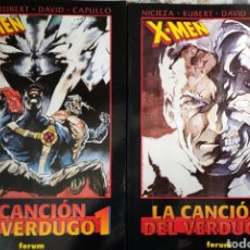 Cómics: LA CANCION DEL VERDUGO 1 Y 2. Lote 246068630