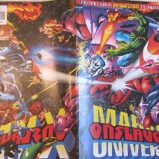 Cómics: MARVEL UNIVERSE ONSLAUGHT. LA EVOLUCION DEL UNIVERSO MARVEL IMPECABLE. Lote 246095095