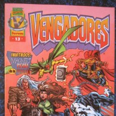 Cómics: VENGADORES Nº 13 ONSLAUGHT FASE 1 PECADOS DEL PADRE. IMPECABLE. Lote 246096340