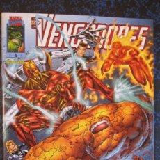Cómics: VENGADORES Nº 6 REVOLUCION INDUSTRIAL HEROES REBORN PARTE UNO . IMPECABLE. Lote 246097060