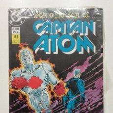 Cómics: CAPITAN ATOM, RETAPADO, NUMEROS 18 19 20, EDICIONES ZINCO, DC. Lote 245312625