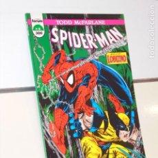 Cómics: SPIDERMAN TODD MCFARLANE Nº 6 MARVEL - FORUM. Lote 246135590