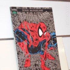 Cómics: SPIDERMAN TODD MCFARLANE Nº 1 MARVEL - FORUM. Lote 246136310