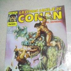Cómics: LA ESPADA SALVAJE DE CONAN Nº 124- ED. FORUM. Lote 246146235