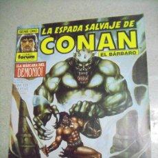 Cómics: LA ESPADA SALVAJE DE CONAN Nº 123- ED. FORUM. Lote 246146295