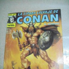 Cómics: LA ESPADA SALVAJE DE CONAN Nº 126- ED. FORUM. Lote 246146590