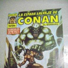 Cómics: LA ESPADA SALVAJE DE CONAN Nº 123- ED. FORUM. Lote 246146695