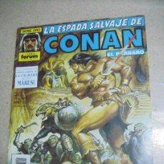 Cómics: LA ESPADA SALVAJE DE CONAN Nº 129- ED. FORUM. Lote 246147110