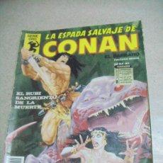 Cómics: LA ESPADA SALVAJE DE CONAN Nº 40- ED. FORUM. Lote 246147935