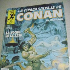 Cómics: LA ESPADA SALVAJE DE CONAN Nº 36- ED. FORUM. Lote 246148040