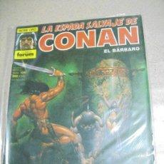 Cómics: LA ESPADA SALVAJE DE CONAN Nº 134- ED. FORUM. Lote 246148260