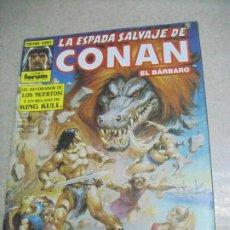 Cómics: LA ESPADA SALVAJE DE CONAN Nº 132- ED. FORUM. Lote 246148350