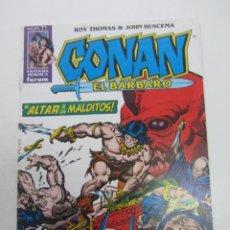 Cómics: CONAN EL BÁRBARO. Nº 72 : EL ALTAR DE LOS MALDITOS FORUM 2000 ARX73. Lote 246159945