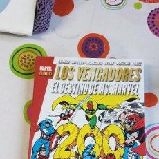 Comics : LOS VENGADORES MARVEL GOLD. Lote 246189330