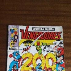 Cómics: LOS VENGADORES ( FORUM ). Lote 246190260