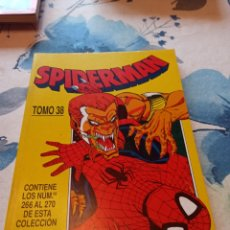 Cómics: SPIDERMAN RETAPADO FORUM DEL 266 AL 270. Lote 246243745