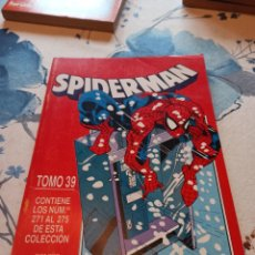 Cómics: SPIDERMAN RETAPADO FORUM DEL 271 AL 275. Lote 246243970