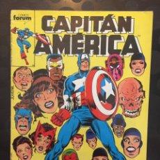 Cómics: CAPITÁN AMÉRICA VOL.1 N.45 VIDA Y OBRAS DE CRÁNEO ROJO ( 1985/1992 ). Lote 246262415