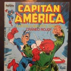 Cómics: CAPITÁN AMÉRICA VOL.1 N.46 EL FINAL ( 1985/1992 ). Lote 246264205