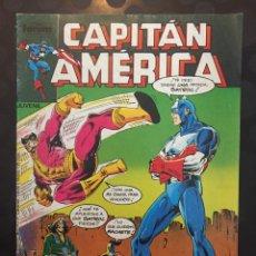 Cómics: CAPITÁN AMÉRICA VOL.1 N.48 DOBLE APUESTA ( 1985/1992 ). Lote 246265735