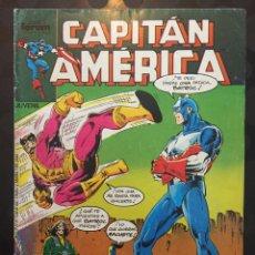 Cómics: CAPITÁN AMÉRICA VOL.1 N.48 DOBLE APUESTA ( 1985/1992 ). Lote 246266285