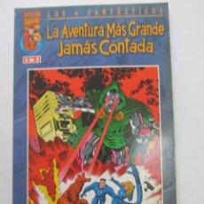 Comics: LOS 4 FANTASTICOS: LA AVENTURA MAS GRANDE JAMAS CONTADA 3 FORUM ARX73. Lote 246274490