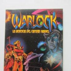 Comics : WARLOCK LA HERENCIA DEL CAPITAN MARVEL FORUM ARX73. Lote 246274685