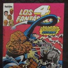Comics : LOS 4 FANTÁSTICOS VOL.1 N.96 BUENOS SUEÑOS ( 1983/1994 ).. Lote 246297155
