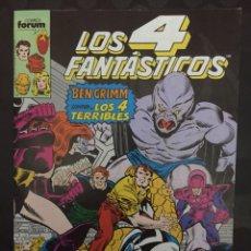 Comics : LOS 4 FANTÁSTICOS VOL.1 N.94 POR QUÉ ? ( 1983/1994 ).. Lote 246298490