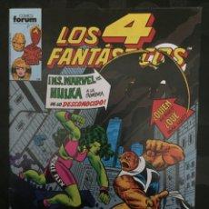 Comics : LOS 4 FANTÁSTICOS VOL.1 N.90 EL PLAN Y EL PODER ( 1983/1994 ).. Lote 246299480