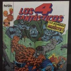Comics : LOS 4 FANTÁSTICOS VOL.1 N.89 LA COSA VS LA MASA ( 1983/1994 ).. Lote 246299960