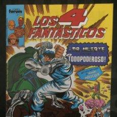 Cómics: LOS 4 FANTÁSTICOS VOL.1 N.88 DR MUERTE VS EL TODOPODEROSO ( 1983/1994 ).. Lote 246300405