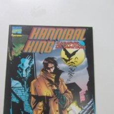 Cómics: HANNIBAL KING CAZADOR DE VAMPIROS - FORUM - BUEN ESTADO ARX74. Lote 246307505
