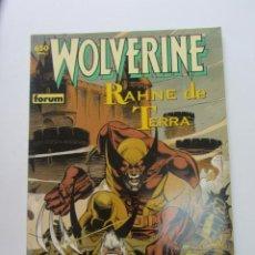 Comics : LOBEZNO / RAHNE DE TERRA .WOLVERINE - DAVID, PETER / KUBERT, ANDY BUEN ESTADO FORUM ARX74. Lote 246308695