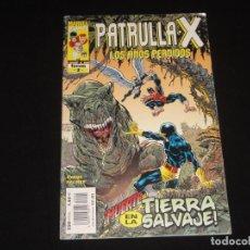 Cómics: PATRULLA X. LOS AÑOS PERDIDOS. Nº. 2. C-74.. Lote 246308780
