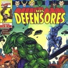 Cómics: LOS DEFENSORES (2002) #1. Lote 246308910