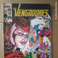 Cómics: LOS VENGADORES 43. MUY BUEN ESTADO. Lote 246309170